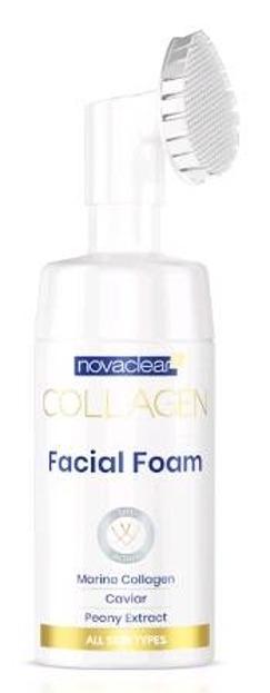 Novaclear COLLAGEN Pianka do mycia twarzy 100ml
