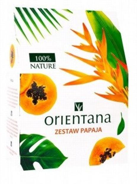 Orientana Zestaw 2019 Papaja