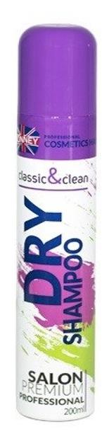 RONNEY Dry Shampoo Classic&clean Suchy szampon do włosów 200ml