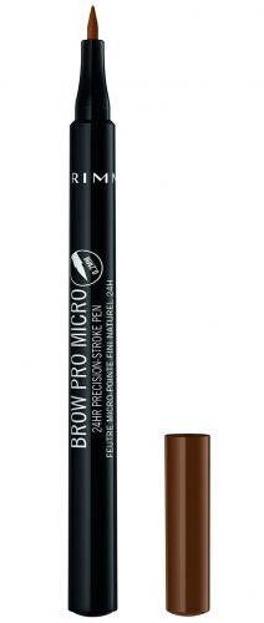 Rimmel Brow Pro Micro precision-stroke pen Pisak do brwi 002 1ml