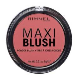 Rimmel MAXI BLUSH powder Róż do policzków 003 9g
