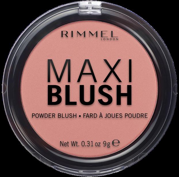 Rimmel MAXI BLUSH powder Róż do policzków 006 9g