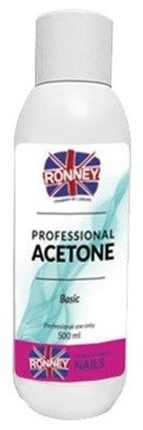 Ronney Acetone Basic Aceton kosmetyczny 500ml
