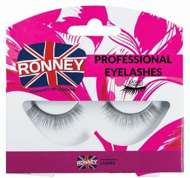 Ronney Professional Eyelashes Sztuczne rzęsy RL 00013