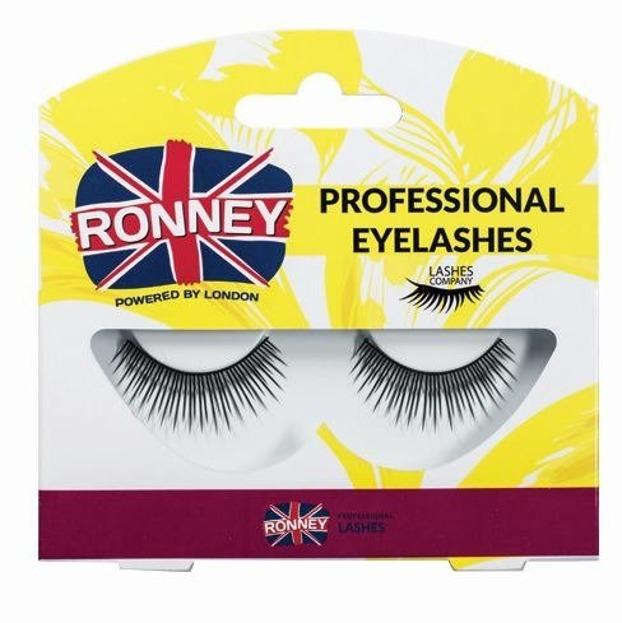 Ronney Professional Eyelashes Sztuczne rzęsy RL 00022