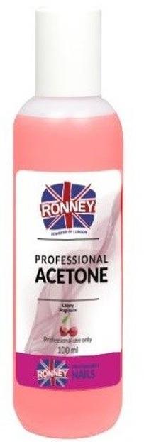 Ronney Professional Nail Acetone Cherry Aceton 100ml