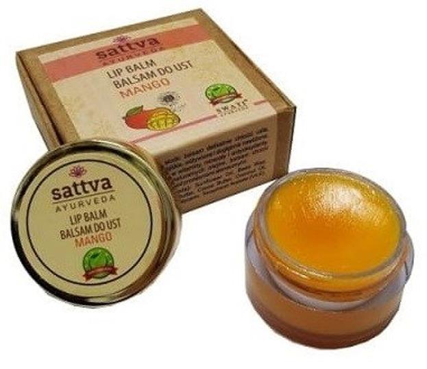 Sattva Balsam do ust Mango 5g