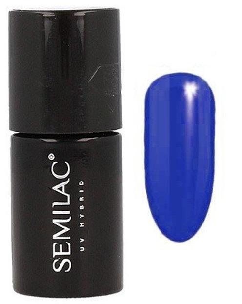 Semilac Sharm Effect Lakier hybrydowy 628 Dark Blue 7ml