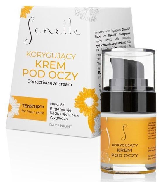Senelle Summer Krem pod oczy korygujący 15ml