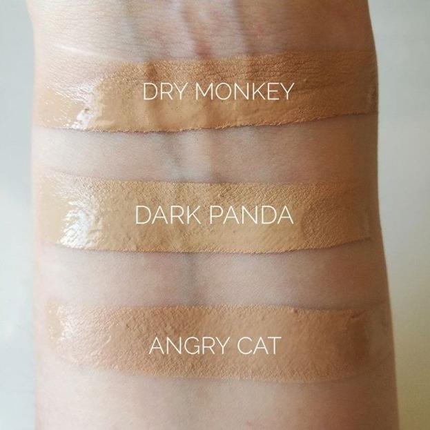 Skin79 Animal BB Cream Dry Monkey Nawilżający krem BB Rose Beige 30ml