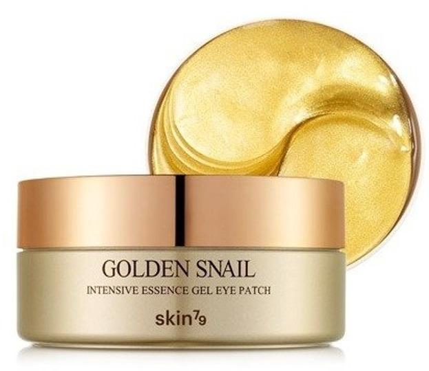 Skin79 Golden Snail Intensive Essence Gel Eye Patch Żelowe płatki pod oczy 60 płatków