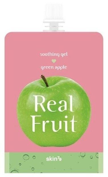 Skin79 Real Fruit Soothing Gel Green Apple Odżywczo-nawilżający żel do mycia ciała 300g