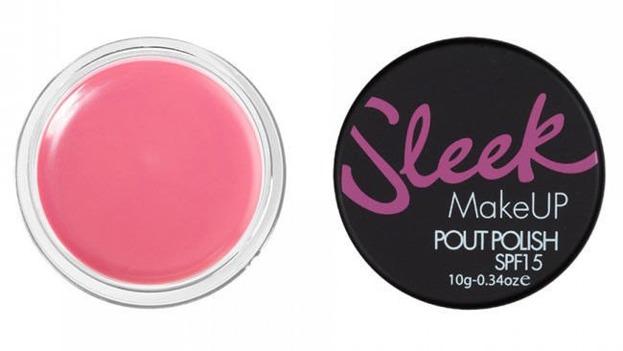 Sleek Makeup Pout Polish - Koloryzujący balsam do ust   Kolor : Powder Pink 942