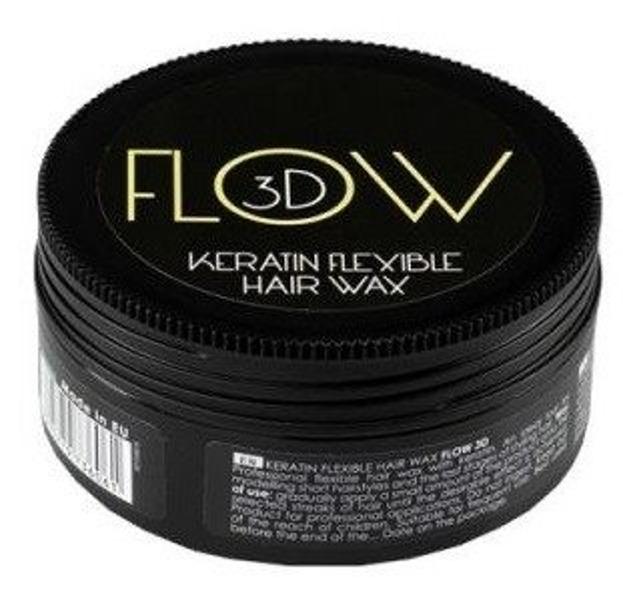 Stapiz Flow 3D Keratin Hair Wax Elastyczny wosk do włosów z keratyną 100g