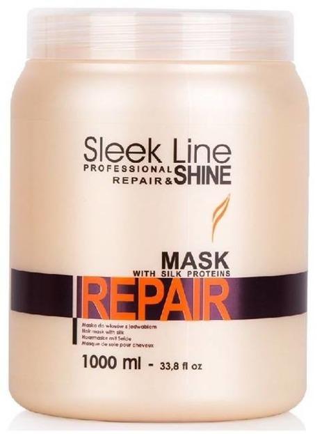 Stapiz Sleek Line Repair - Regenerująca maska do włosów, 1000ml