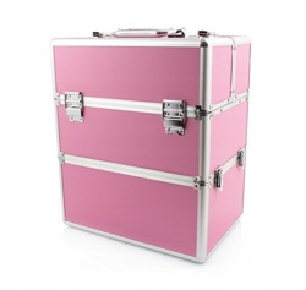 SunOne kufer/walizka XL różowy