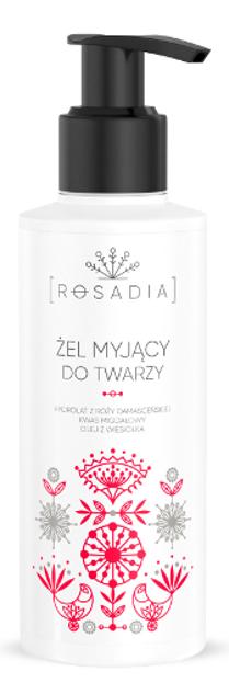 Sylveco Rosadia Żel myjący do twarzy 150ml