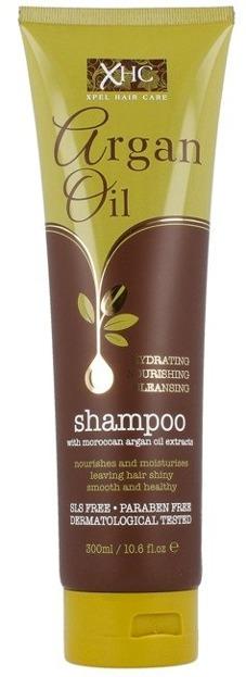 Szampon do włosów Argan Oil z ekstraktem z marokańskiego oleju arganowgo, 250 ml