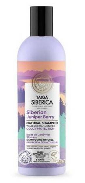 Taiga Siberica Siberian juniper berry Szampon do włosów 270ml