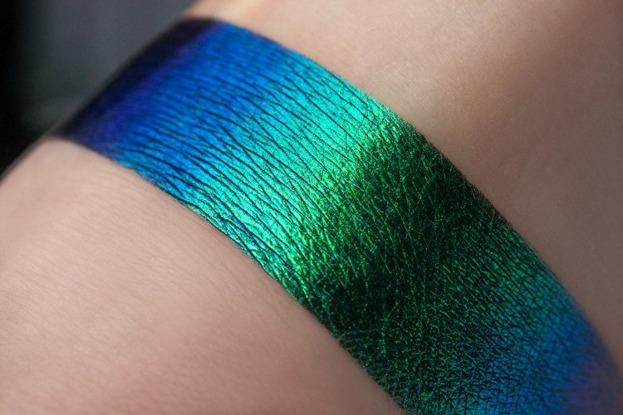 Tammy Tanuka CHROM Pigment do powiek 17 1ml