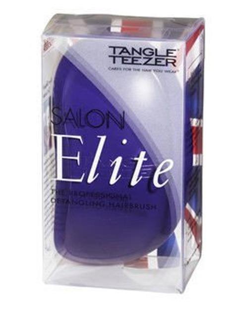 Tangle Teezer Salon Elite Szczotka do włosów Purple Crush