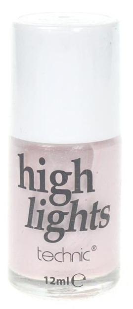 Technic High Lights Rozświetlacz w płynie, 12 ml