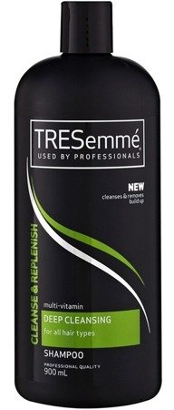 Tresemme  Deep Cleansing -  Szampon multi-vitamin 900ml