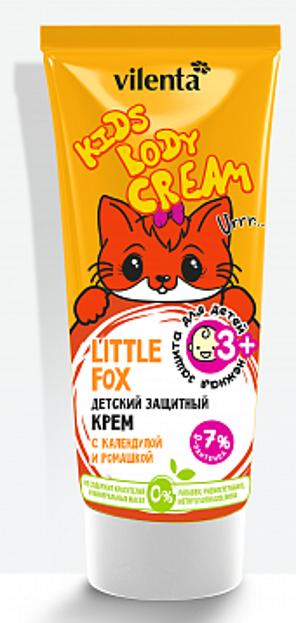 Vilenta Krem ochronny dla dzieci Mały lis 75ml