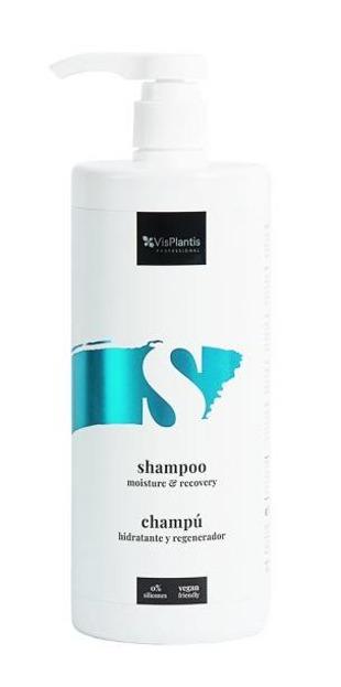 Vis Plantis Nawilżająco-regenerujący szampon do włosów 1000ml