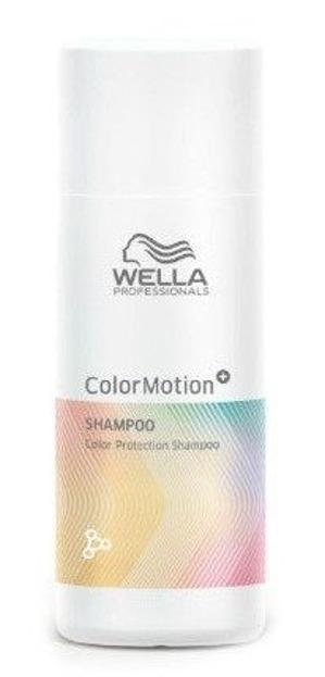 Wella ColorMotion Szampon do włosów farbowanych 50ml