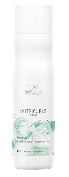 Wella NutriCurls Curls Szampon micelarny do włosów kręconych 250ml