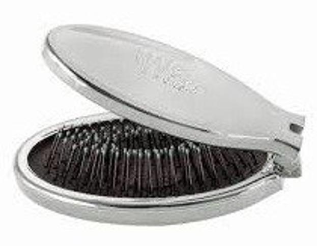 Wet Brush Szczotka do włosów MINI Pop Fold MINI-SILVER