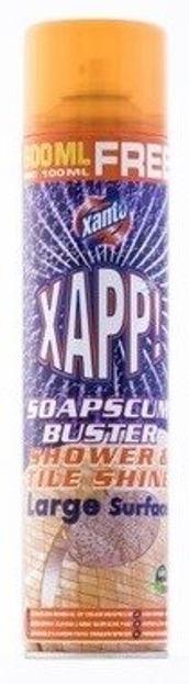 Xanto Xapp Pianka do czyszczenia kabin prysznicowych 660ml