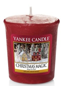 Yankee Candle Sampler Świeca Christmas Magic 49g
