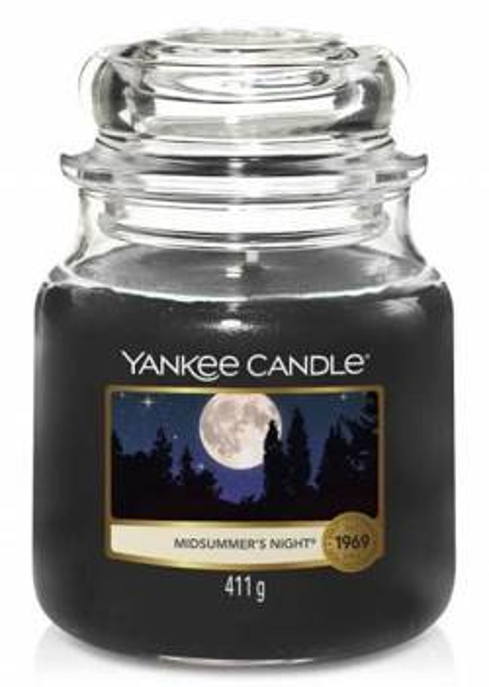 Yankee Candle Słoik średni Midsummer's Night 411g