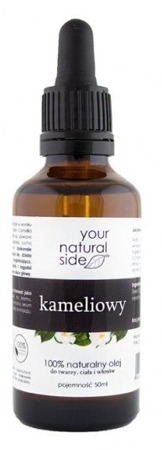 Your Natural Side Olej kameliowy 50ml Pipeta