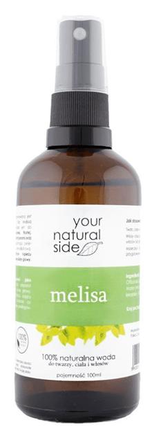 Your Natural Side Woda melisa spray 100ml