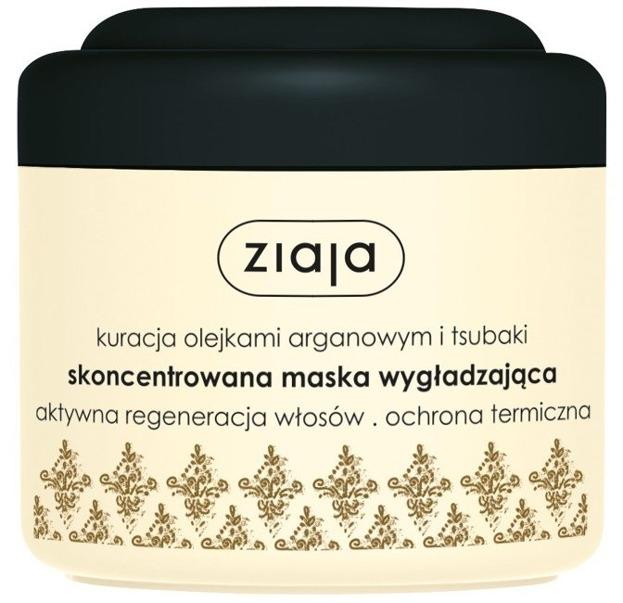 Ziaja Skoncentrowana maska wygładzająca do włosów 200ml