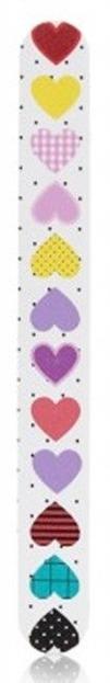 npw Oh K! Heart Nail File Pilnik do paznokci